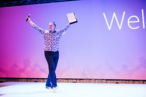 Keynotes are special and we all want to be remembered