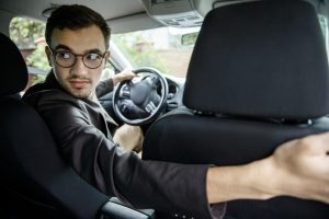 What Happens When You Are a Passenger in an Uber Accident